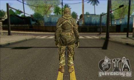 Task Force 141 (CoD: MW 2) Skin 12 для GTA San Andreas второй скриншот