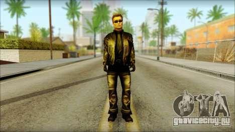 Арнольд Шварцнегер для GTA San Andreas