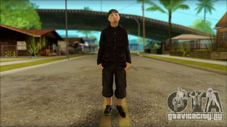 Fred Durst from Limp Bizkit v1 для GTA San Andreas