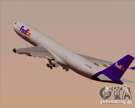 Airbus A330-300P2F Federal Express для GTA San Andreas