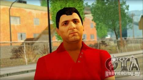 Michael from GTA 5v3 для GTA San Andreas третий скриншот