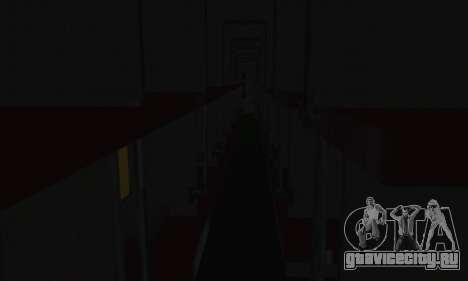 Garib Rath Express для GTA San Andreas вид сбоку
