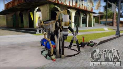 New Jetpack для GTA San Andreas третий скриншот