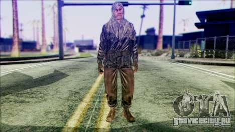 Рейнджер (CoD: MW2) v6 для GTA San Andreas