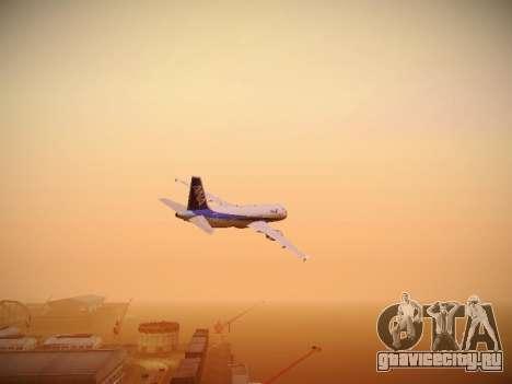 Airbus A320-211 All Nippon Airways для GTA San Andreas