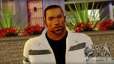 Си-Джей 2014 Skin v3 для GTA San Andreas третий скриншот