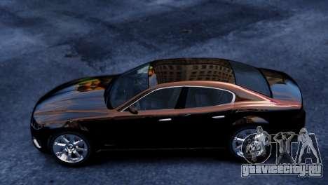 GTA 5 Lampadati Felon для GTA 4 вид сзади слева