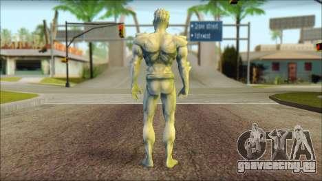 Iceman Comix для GTA San Andreas второй скриншот