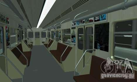 Новое метро в Сан-Фиерро для GTA San Andreas одинадцатый скриншот