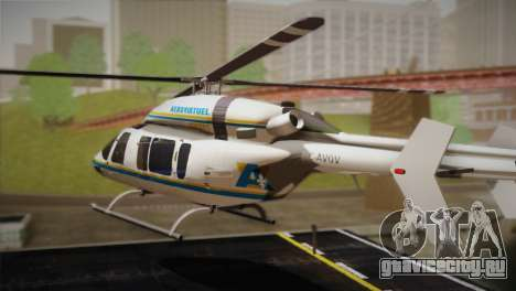 Bell 429 v1 для GTA San Andreas вид слева