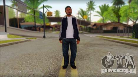 GTA 5 Ped 17 для GTA San Andreas