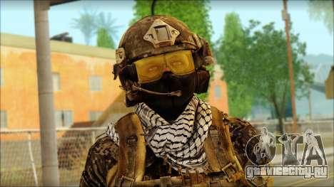 Боец OGA (MoHW) v3 для GTA San Andreas третий скриншот