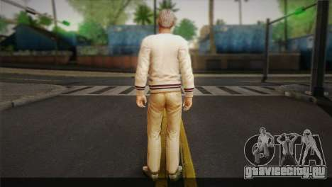 Frank Sunderland From Silent Hill: The Room для GTA San Andreas второй скриншот