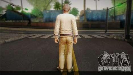 Frank Sunderland From Silent Hill: The Room для GTA San Andreas второй скриншот