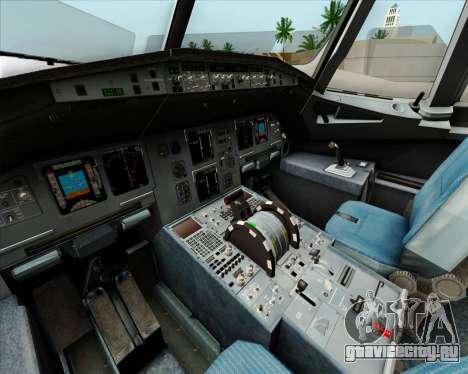 Airbus A320-232 British Airways для GTA San Andreas колёса