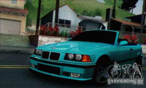 BMW 3-series Cabrio для GTA San Andreas