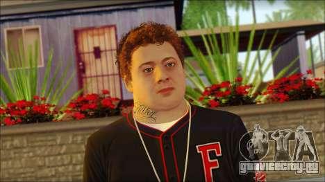 Jimmy De Santa для GTA San Andreas третий скриншот
