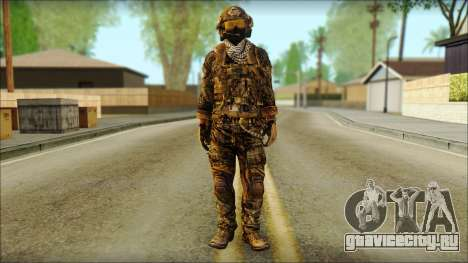 Боец OGA (MoHW) v3 для GTA San Andreas