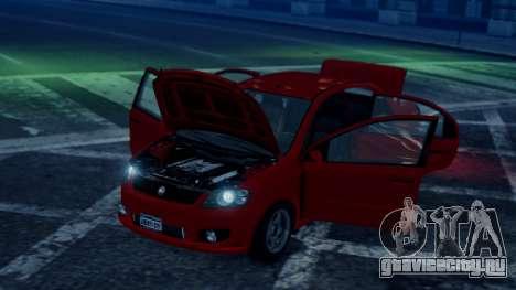 GTA 5 Asea для GTA 4 вид сзади слева