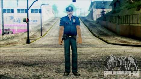 Manhunt Ped 2 для GTA San Andreas