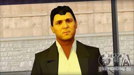 Michael from GTA 5v1 для GTA San Andreas третий скриншот