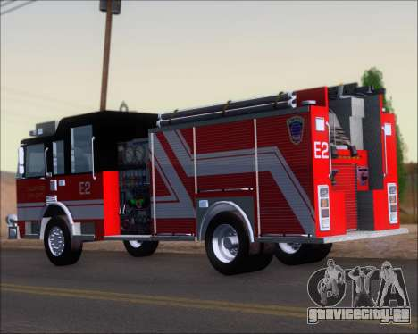 Pierce Arrow XT TFD Engine 2 для GTA San Andreas вид справа