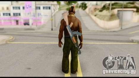 MR T Skin v5 для GTA San Andreas второй скриншот