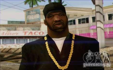 N.W.A Skin 2 для GTA San Andreas третий скриншот