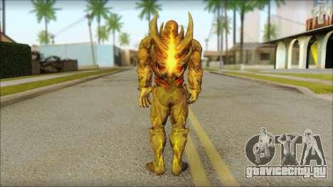 Dark Kahn from MK vs DC для GTA San Andreas второй скриншот