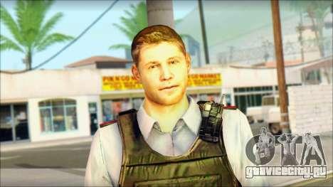 Полицейский из TC SC: Conviction для GTA San Andreas третий скриншот