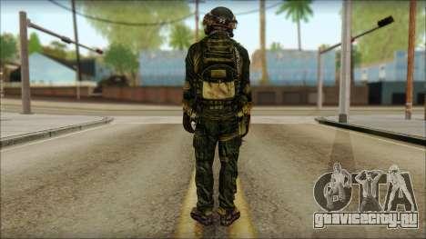 Боец OGA (MoHW) v2 для GTA San Andreas второй скриншот