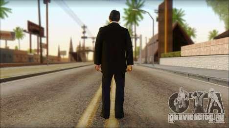 Michael from GTA 5v1 для GTA San Andreas второй скриншот