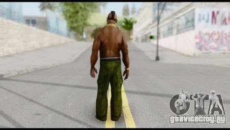 MR T Skin v3 для GTA San Andreas второй скриншот