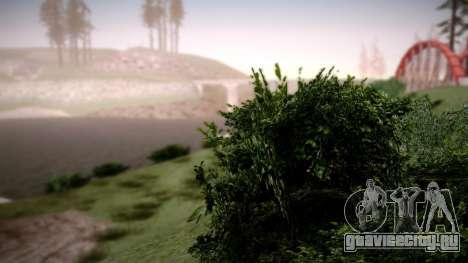 Graphic Unity v3 для GTA San Andreas одинадцатый скриншот