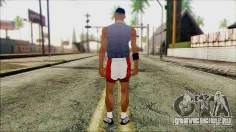 Wmyjg from Beta Version для GTA San Andreas второй скриншот