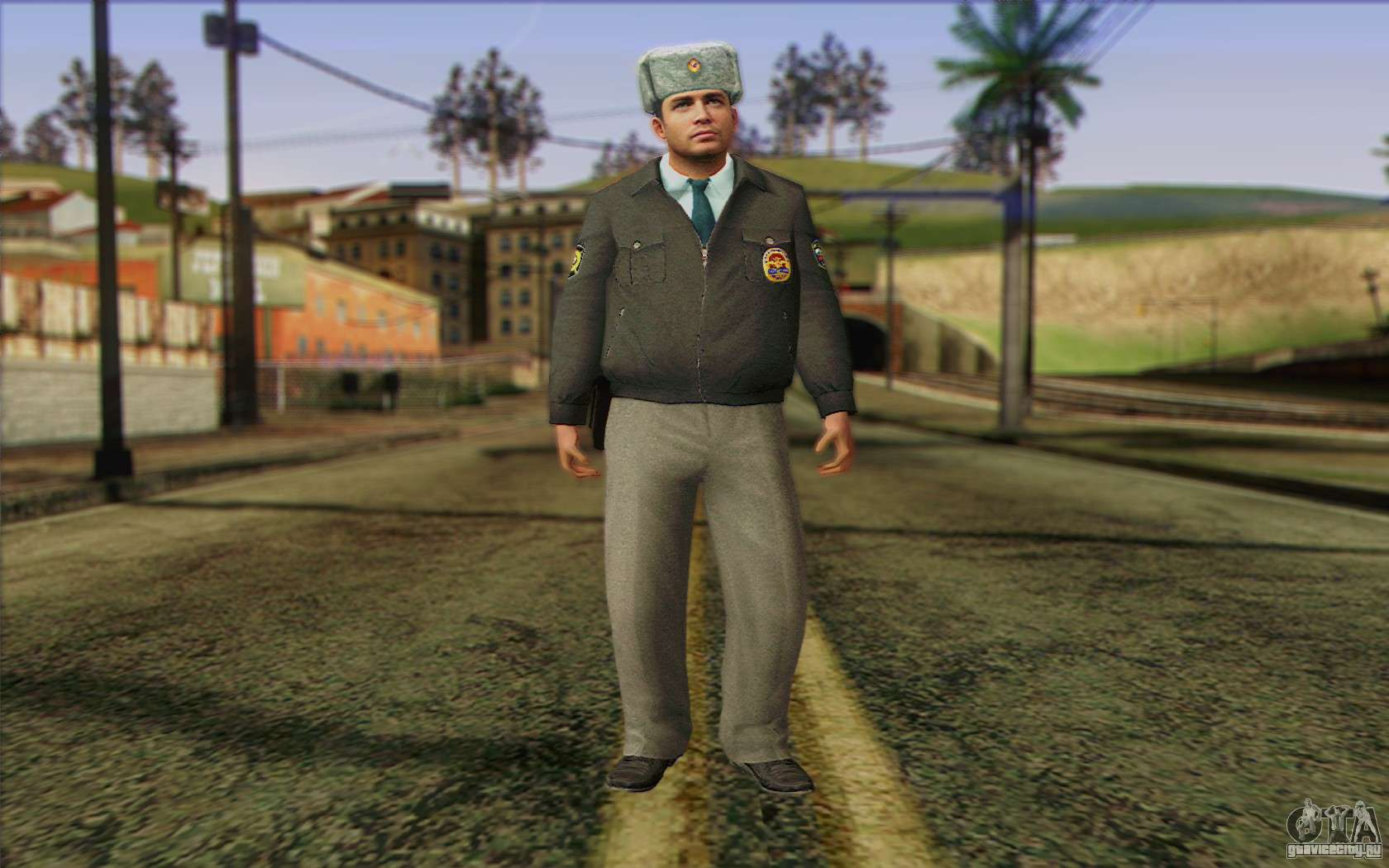 Online game for gta san andreas