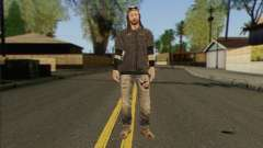 Raymond Kenney from Watch Dogs для GTA San Andreas