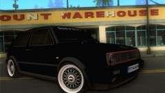 Volkswagen Golf Mk2 Storm для GTA San Andreas