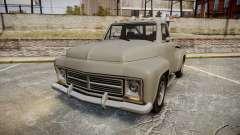 Vapid Tow Truck Jackrabbit для GTA 4