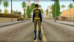 Batgirl для GTA San Andreas
