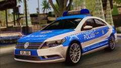 Volkswagen Passat CC Polizei 2013 v1.0