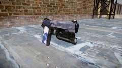 Пистолет Kimber 1911 Blue Tiger