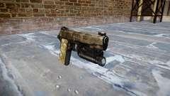 Пистолет Kimber 1911 DEVGRU для GTA 4