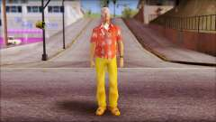 Doc from Back to the Future 2015 для GTA San Andreas