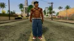 CиДжей в стиле BrakeDance для GTA San Andreas