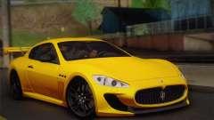 Maserati Gran Turismo MC Stradale для GTA San Andreas