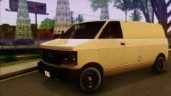Declasse Burrito from GTA V (IVF) для GTA San Andreas