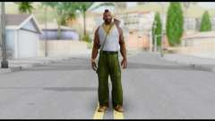 MR T Skin v6 для GTA San Andreas
