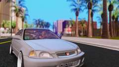 Honda Civic EM1 V2 для GTA San Andreas