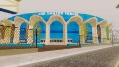 Новые текстуры стадиона в Лос-Сантосе